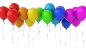 balloon popping fetish